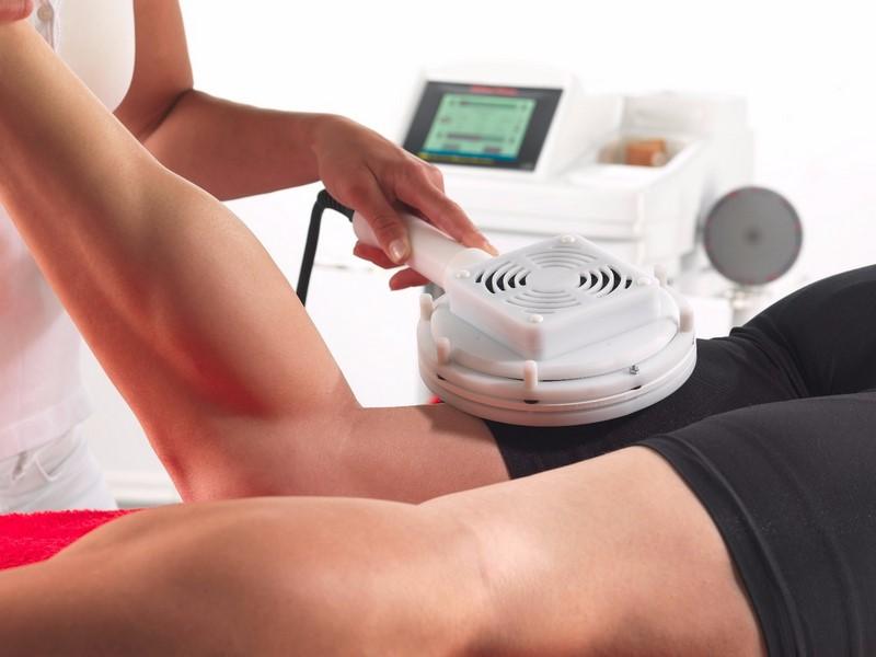 tratamiento de estimulación de músculos