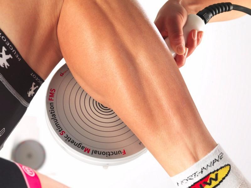 tratamiento magnetico musculos